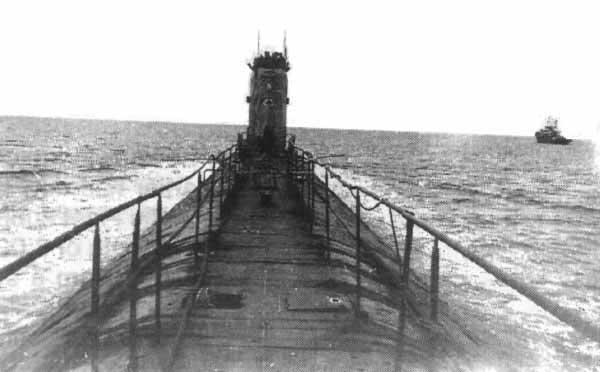 Secret tragedy: the mystery of the disaster, Soviet submarine K-27