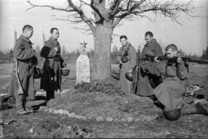 Soldiers undertaker in the great Patriotic war: who they were