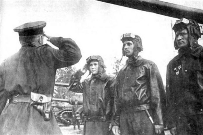 Tankers Boyko: the fighting family of the great Patriotic