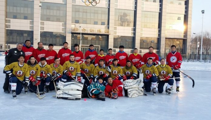 Team China because of the coronavirus will miss the world Cup bandy
