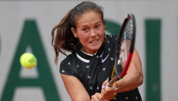 Tennis player Darya Kasatkina is defeated in the first round of the tournament in Doha