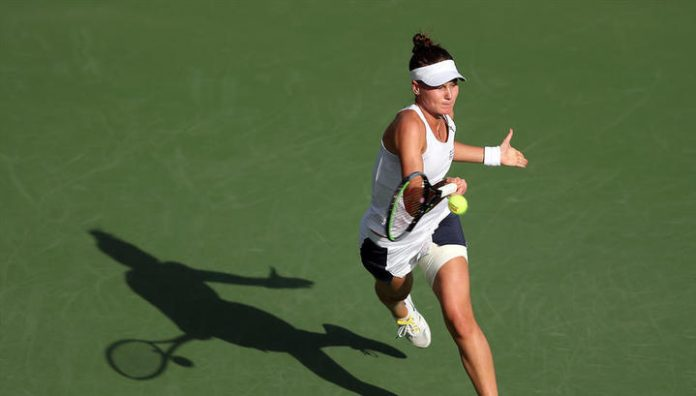 Tennis. Kudermetova Muguruza lost in the 1/8 finals of the tournament in Dubai