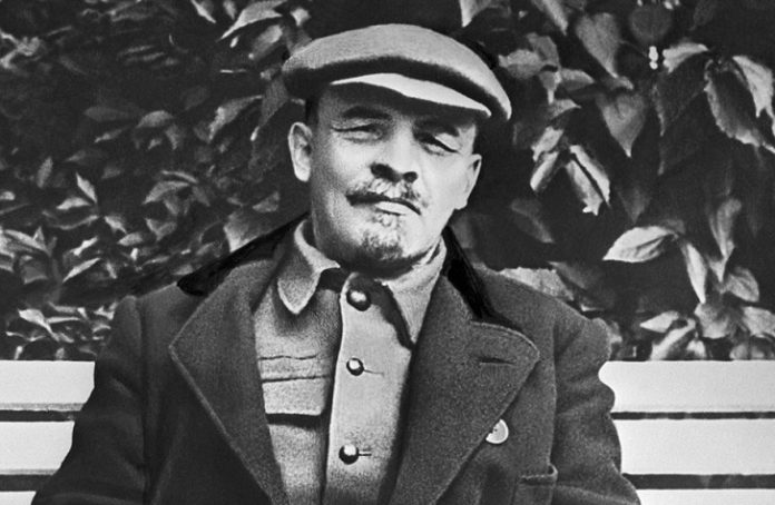 Than Lenin's brain was surprised by Soviet scientists
