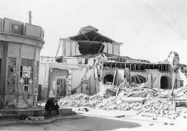 The Ashgabat earthquake in 1948: the worst disaster in the Soviet Union