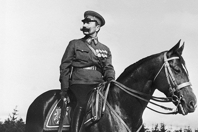 The blitzkrieg of Hitler: why he really came up with Budyonny