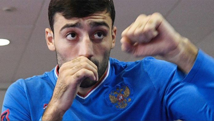 The Boxing Federation disqualified for life of Kushitashvili