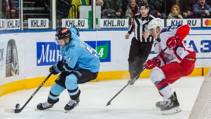 The CHL. CSKA has confidently won in Minsk