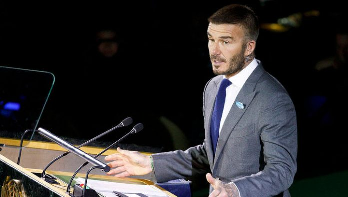 The club Beckham has lost a court Milan