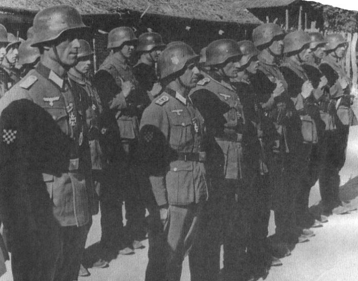 The Croats on the Eastern front: as the ustasha fought with the red army