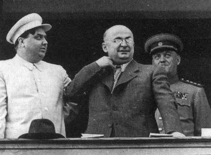 The death of Beria: what were the questions