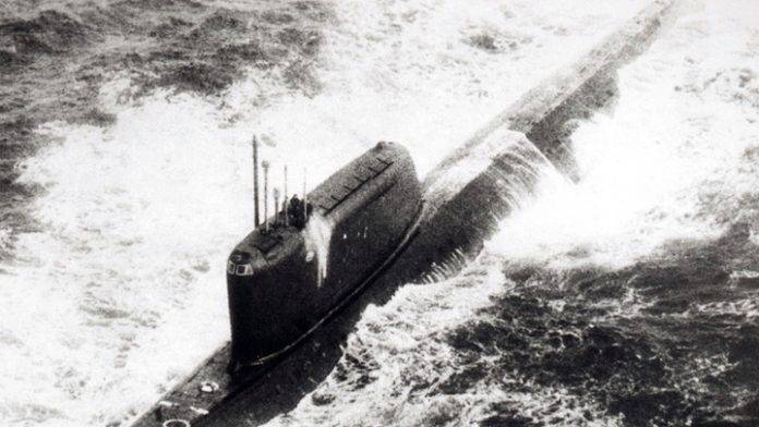 The death of K-129: the USA wanted to steal a sunken Soviet submarines