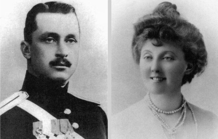The fate of the Russian wife of the President of Finland, Carl Mannerheim