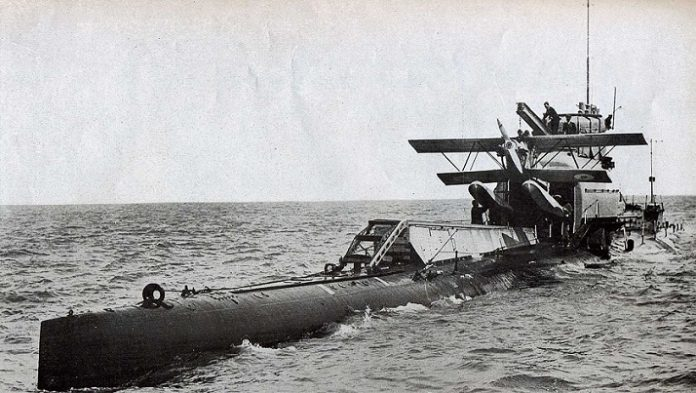 The Japanese wanted to attack US submarines-aircraft carriers