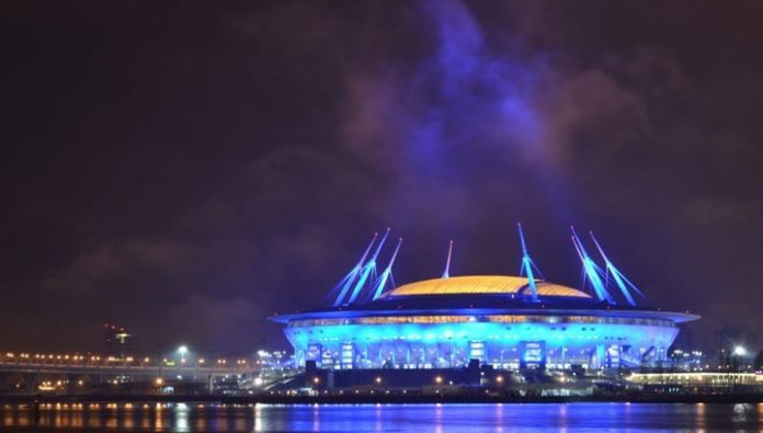 The representative of UEFA stadium in Saint-Petersburg is ready for Euro 2020