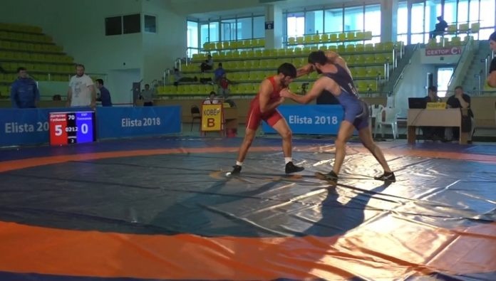 The Russian wrestler Arsen Gurbanov seriously injured in a car accident