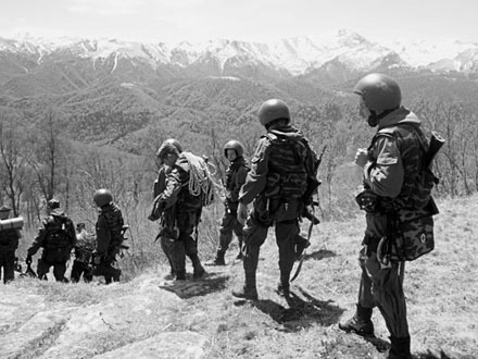 The tragedy of the Armavir special forces in Chechnya killed a squad