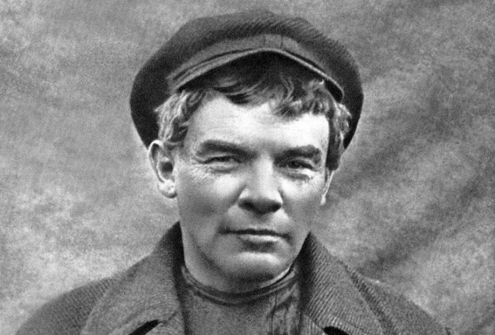 What became of the real Lenin, whose name was taken Vladimir Ulyanov