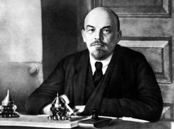 What did Lenin before he became a revolutionary
