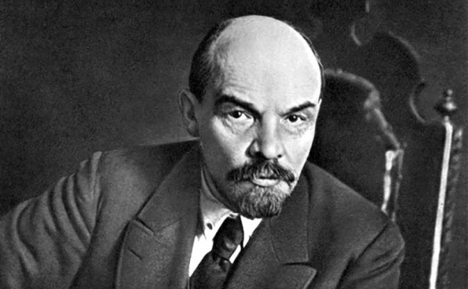 What has become of Lenin's brain in the Third Reich
