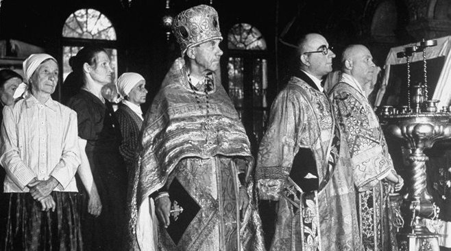 What Orthodox priests have become informants for the KGB