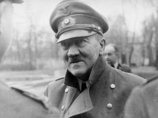 What spared Hitler in his last interview