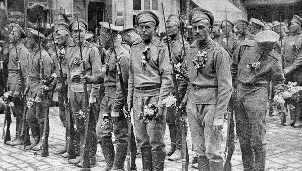 When the Russian army was the worst military uniforms