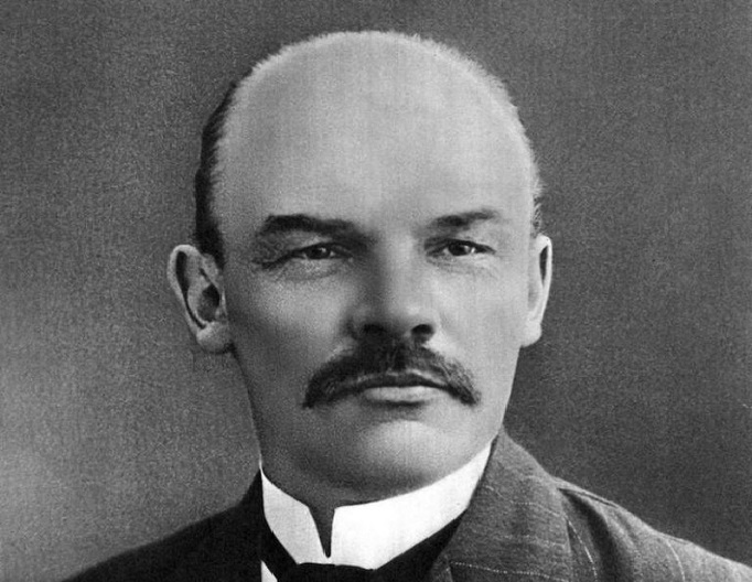 Who was the first love of Vladimir Lenin