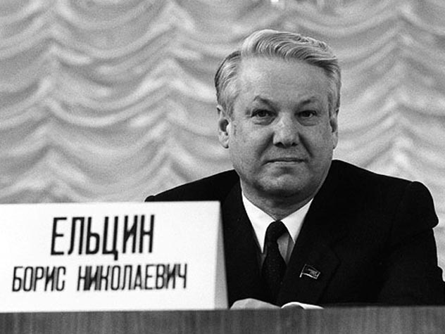Why Boris Yeltsin would not tolerate foul-mouthed