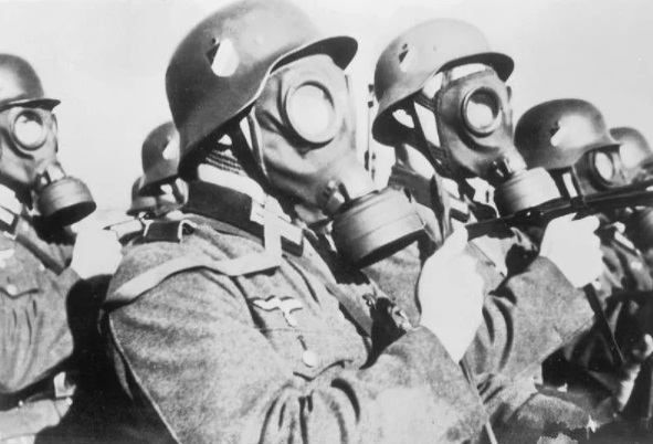 Why Hitler did not use chemical weapons during the Second world