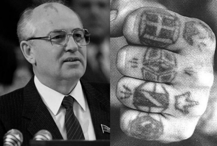 Why would the thief in the law of Kukouri ordered the murder of Mikhail Gorbachev