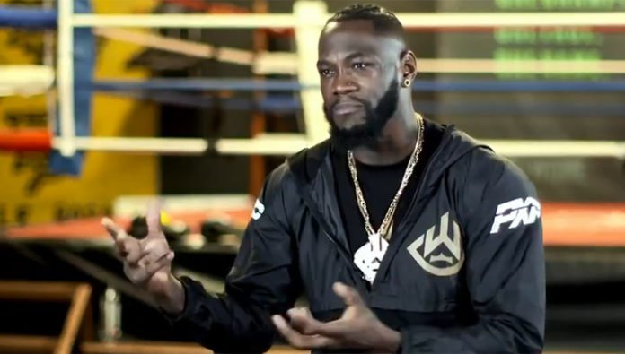 Wilder wanted to shoot. Boxer-the champion has told about the depression