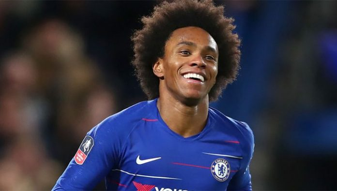 Willian will become the player of