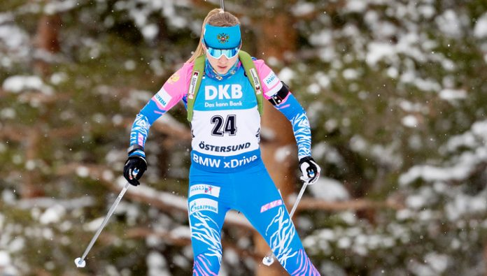 Women Pavlov and Kaisheva became the winners of the IBU Cup