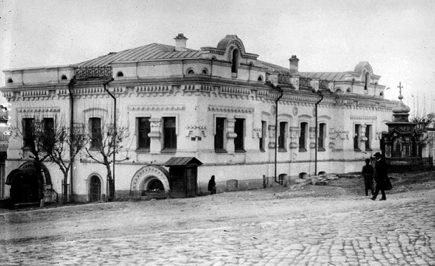 Yeltsin justified the demolition of the Ipatiev house, where the executed Nicholas II