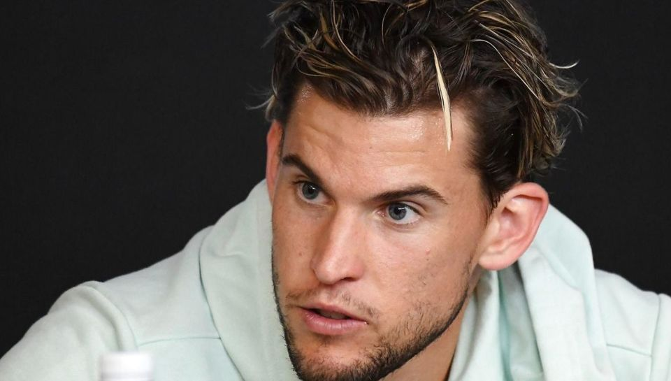 Dominic Thiem hits out at relief fund proposal for lower-ranked players