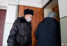 District police officers across the Novosibirsk region have stopped accepting residents. Tell what to do
