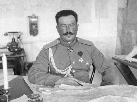 General Dukhonin: what killed the last commander of the Russian army