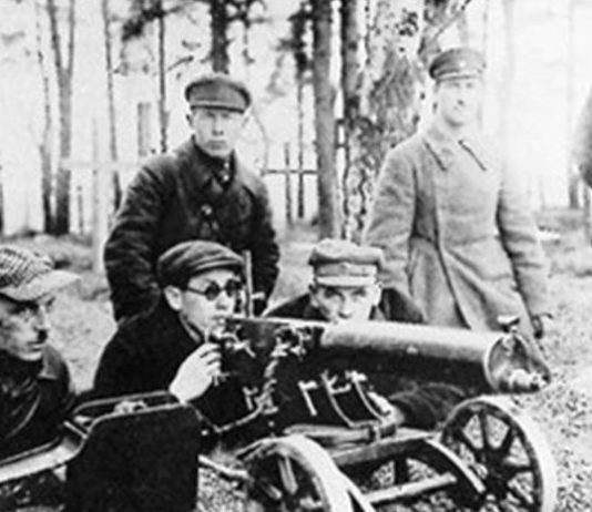 Group # 106: how Jewish partisans fought in the forests of Belarus