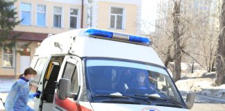 In Novosibirsk for days in the hospital put two children after returning from abroad