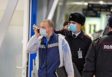 Novosibirsk awaits six flights with passengers, which will be sent to the isolation