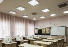 On the Spring in Novosibirsk have decided to build a school worth almost a billion