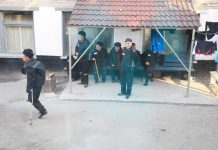 Prisoners with fever will be sent to the civil hospital in Novosibirsk