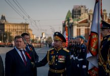 """""""This is to combat the problem"""": the mayor of Novosibirsk has told, will cancel this year's celebration May 9"""