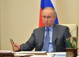 To avoid misunderstandings: published Putin's decree on the renewal coronavirus holidays