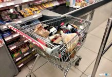 """""""We had a second New year"""" in the shops told that the quarantine had bought Novosibirsk"""