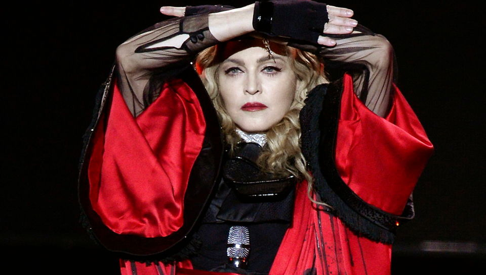 Madonna claims to test positive for Covid-19 antibodies
