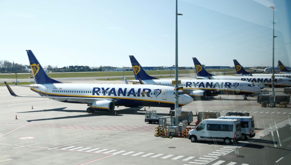 Ryanair announces up to 3000 job losses across pilots and cabin crew
