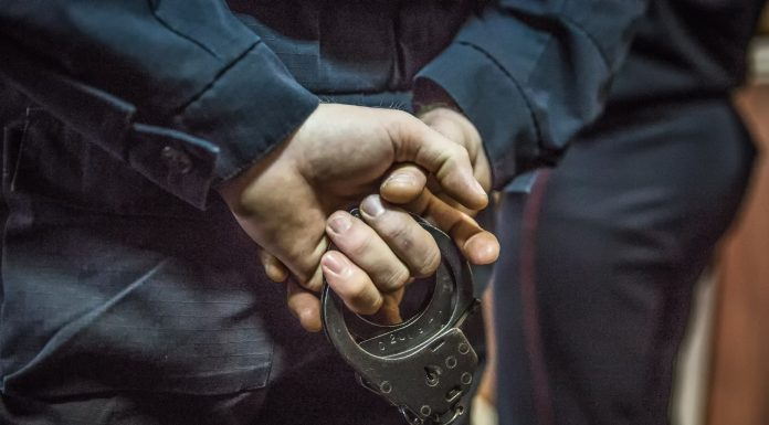 Beat two knives: police detained a man, nearly killed 25-year-old berdinka
