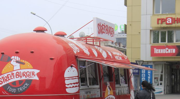 """Dare to open in the pandemic: on the """"majordome"""" earned a large food truck with burgers and empanadas"""