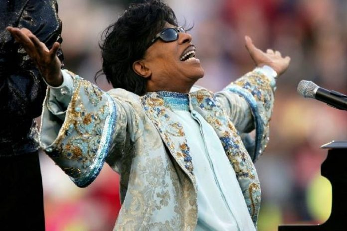 Died one of the founders of rock-n-roll little Richard